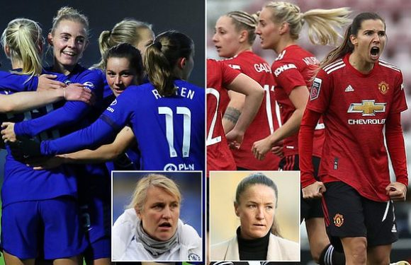 Why Chelsea v Manchester United is the biggest WSL game in years