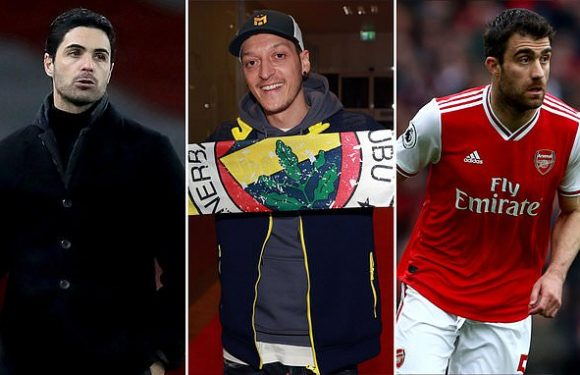 Arteta insists Arsenal CANNOT have another Ozil cash-drain situation