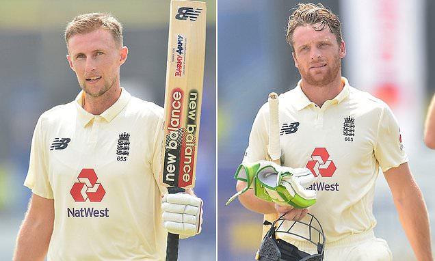 Jos Buttler hails Joe Root's batting 'masterclass' in Sri Lanka
