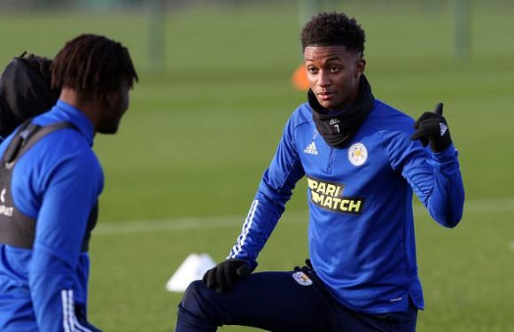 Demarai Gray agrees personal terms with Bayer Leverkusen