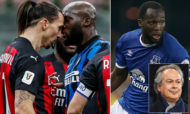 Ibrahimovic DENIES 'do your voodoo s***' insult to Lukaku was racist