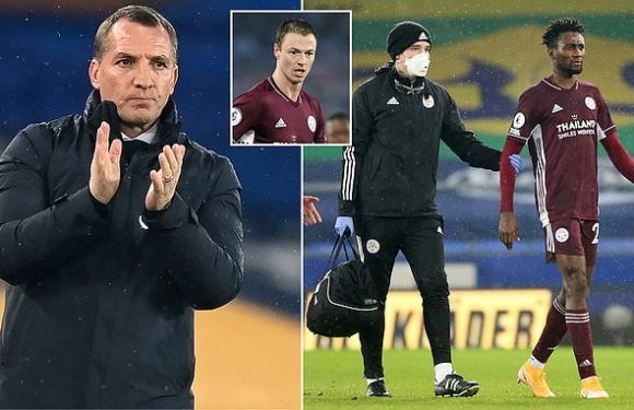 Brendan Rodgers praises response to falling behind at Everton