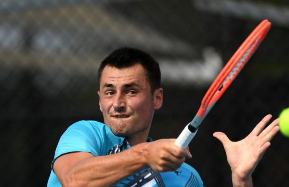 Australian Open: Bernard Tomic toughs it out to qualify for main draw