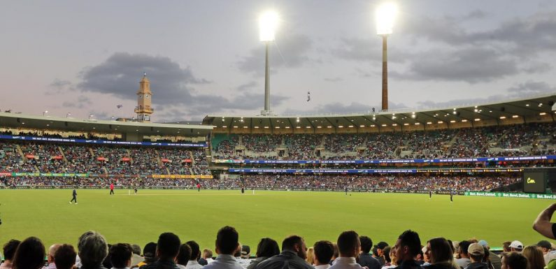 Capacity slashed for SCG Test due to COVID concerns