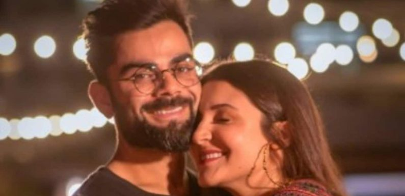 Virat Kohli announces baby daughter is born as world reacts