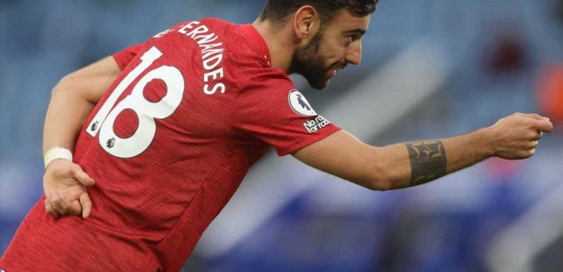 Bruno Fernandes says Manchester United are 'building something important' after moving second