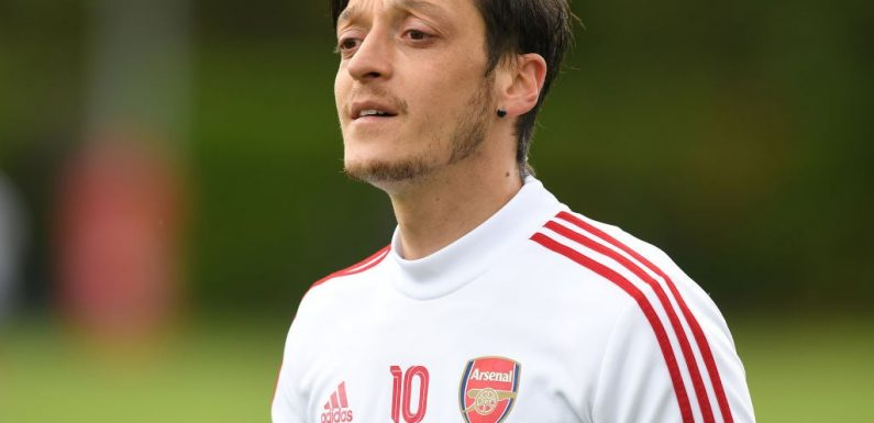 Mesut Ozil's Arsenal future will become 'a little clearer' in the next 10 days, says agent