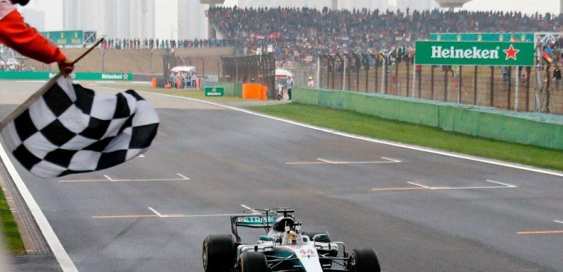 Chinese Grand Prix set to be postponed as F1 bosses revamp 2021 calendar