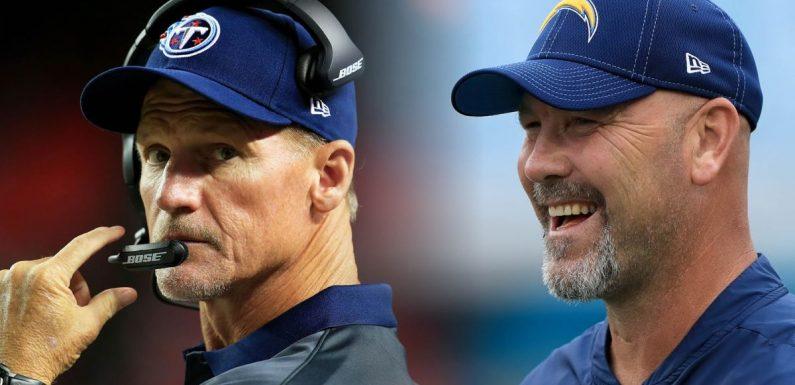 Raiders social media team mixes up new DC Gus Bradley with Ken Whisenhunt