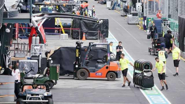 Melbourne's Formula 1 Grand Prix rescheduled to November