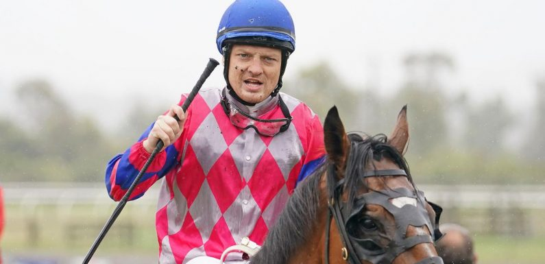 Jockey Jason Maskiell out until later this month as he follows Racing Victoria's concussion rules
