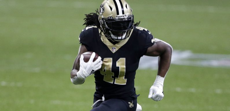 Saints RB Alvin Kamara learned importance of staying mentally sharp following time on COVID list