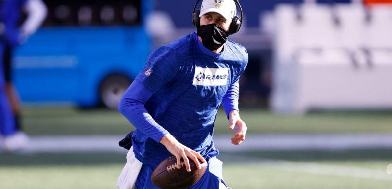 Rams QB Jared Goff (thumb) active vs. Seahawks