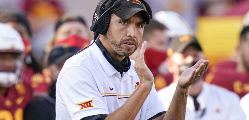 No longer a 'laughingstock': How Matt Campbell turned around Iowa State