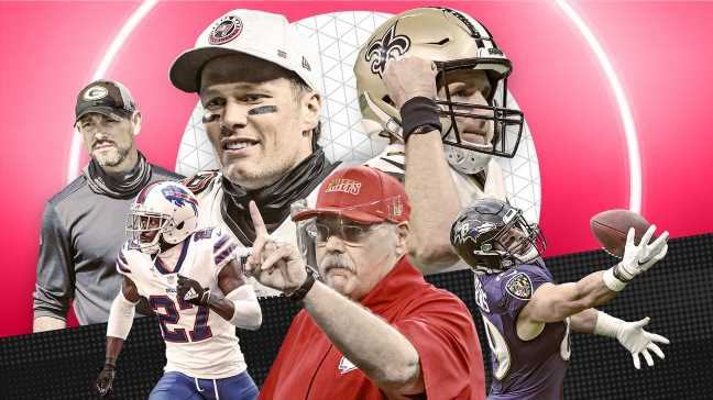 Welcome to the NFL playoffs: Mini previews for all 14 teams, and how each can win