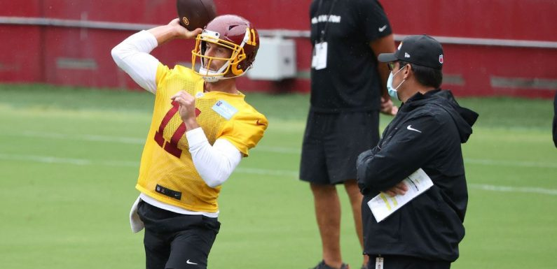 QB Smith not ready yet to make call on future