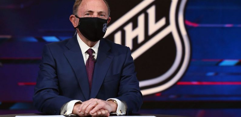 Bettman expects NHL financial losses in billions