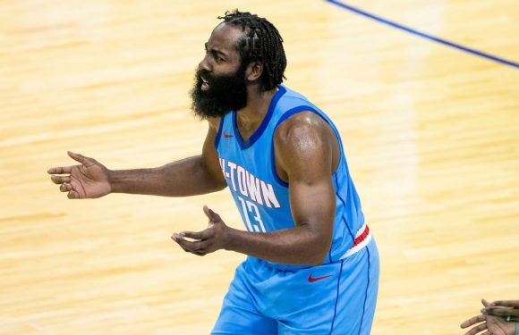 Harden calls Rockets situation 'crazy,' not fixable