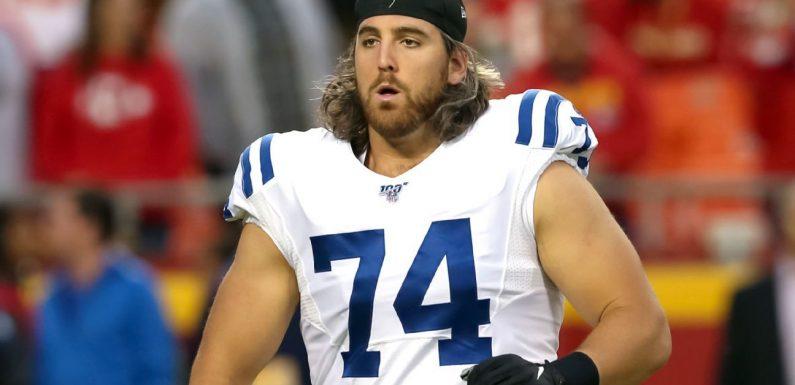 Colts LT Castonzo retires after 10 NFL seasons