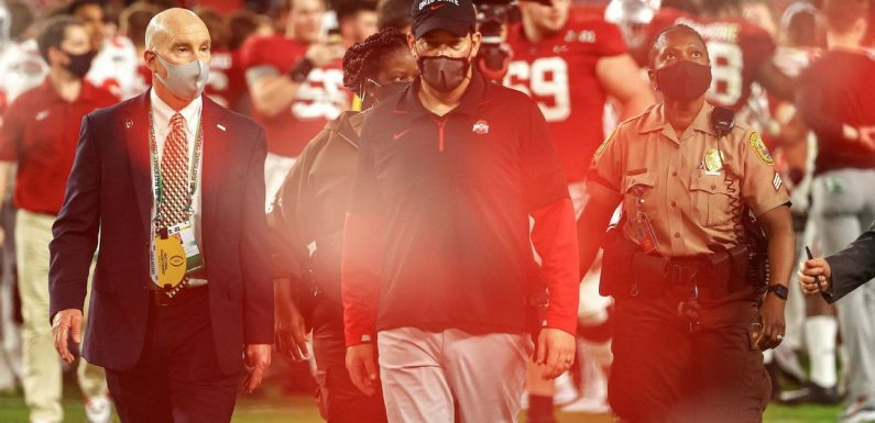 Ohio State had to fight for its season from beginning to end