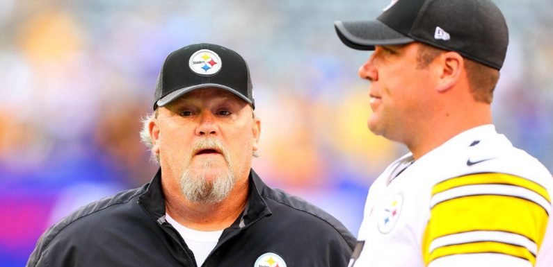 Steelers not renewing contract of OC Fichtner
