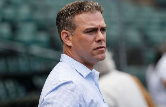 MLB hires ex-Cubs' prez Epstein as consultant