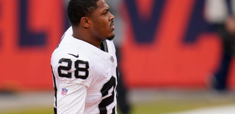 Raiders RB Josh Jacobs charged with failure to exercise due care, not charged with DUI