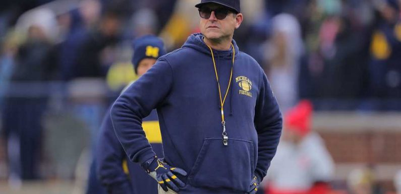 Ohio State expertly trolls Michigan after news of Jim Harbaugh extension