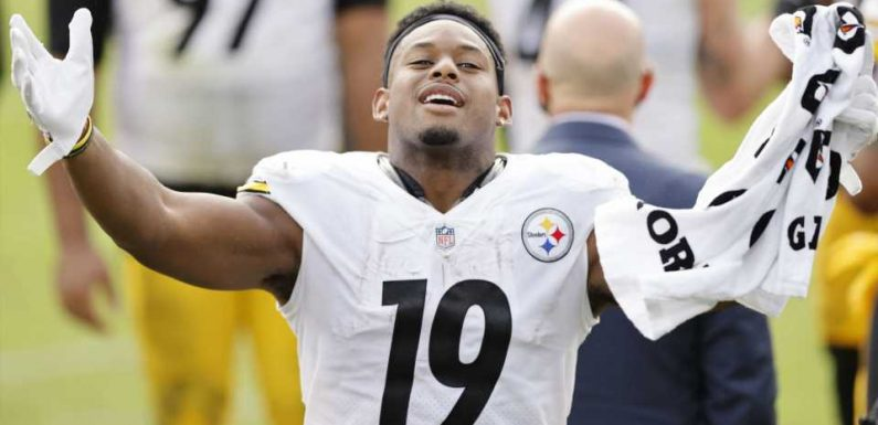 Steelers' JuJu Smith-Schuster gives Browns extra motivation with dismissive comments