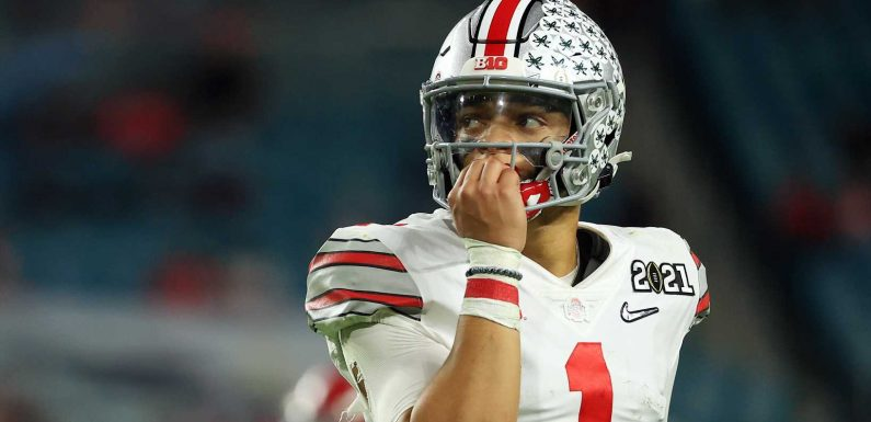 How Ohio State's last CFP title chance vs. Alabama vanished in one uninspired series