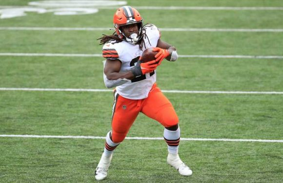Kareem Hunt's second chance with Browns shouldn't make Chiefs reunion 'personal'