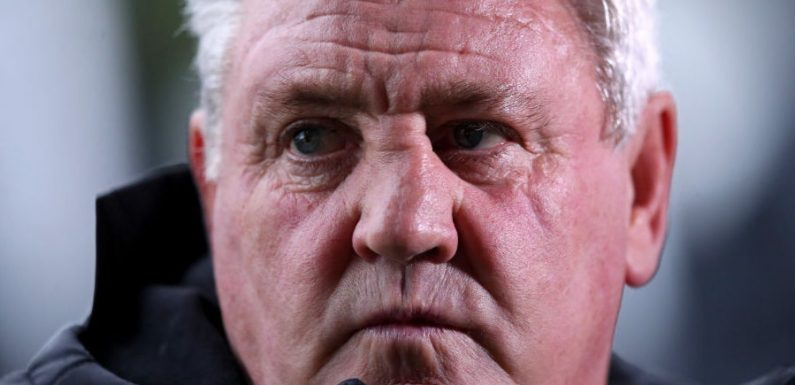 Steve Bruce must show bravery to take spiralling Newcastle in new direction