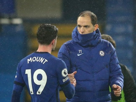 Thomas Tuchel explains Mason Mount and Billy Gilmour omissions against Wolves