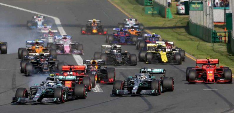 F1 postpone Australian and Chinese Grands Prix as part of revamped 2021 calendar