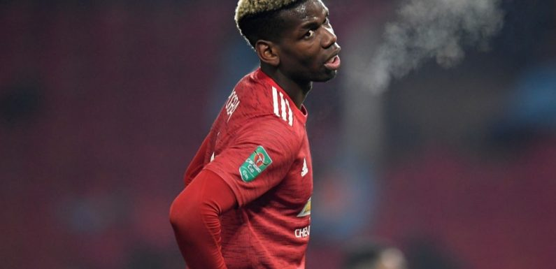 Bruno Fernandes says Manchester United 'need' Paul Pogba after 'difficult' start to season