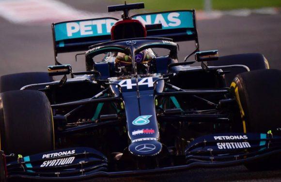 Lewis Hamilton's Mercedes to keep anti-racism black livery for 2021 F1 season
