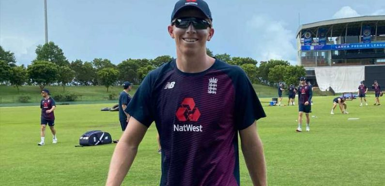 Zak Crawley 'daydreamed' success in isolation as England cleared to face Sri Lanka