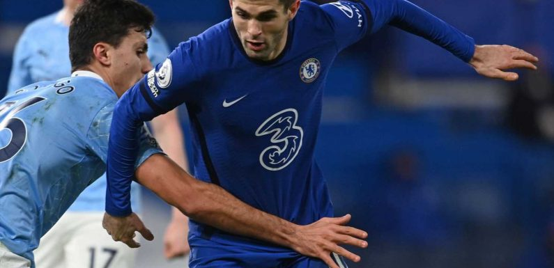Christian Pulisic urges Chelsea to find results quickly as poor Premier League run continues