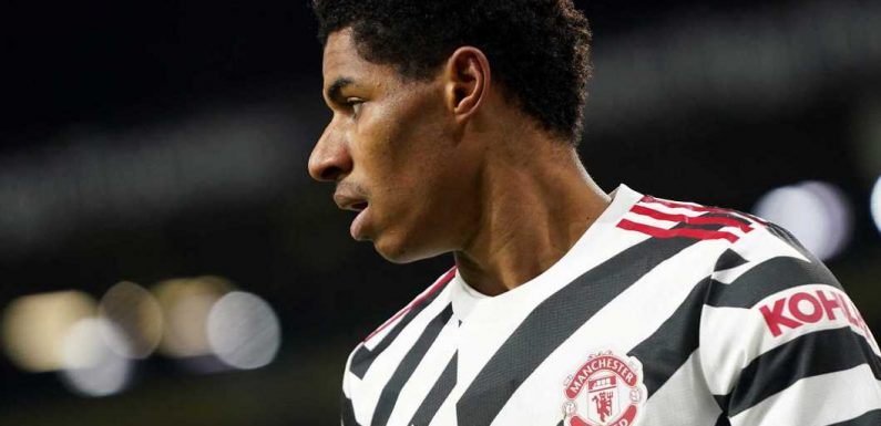Marcus Rashford: 'Second or third-place finish not a good season for Manchester United'