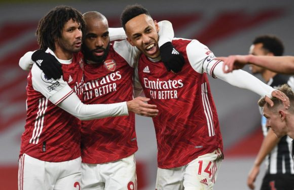 Pierre-Emerick Aubameyang sets Arsenal's tone – his timely return to form will be pivotal