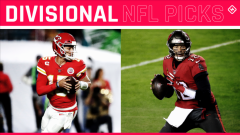 NFL playoff picks, predictions against spread: Bucs solve Saints; Chiefs bounce Browns; Bills, Packers survive