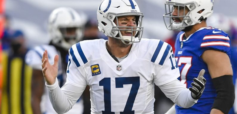 Colts QB Philip Rivers undecided about playing future after loss to Bills