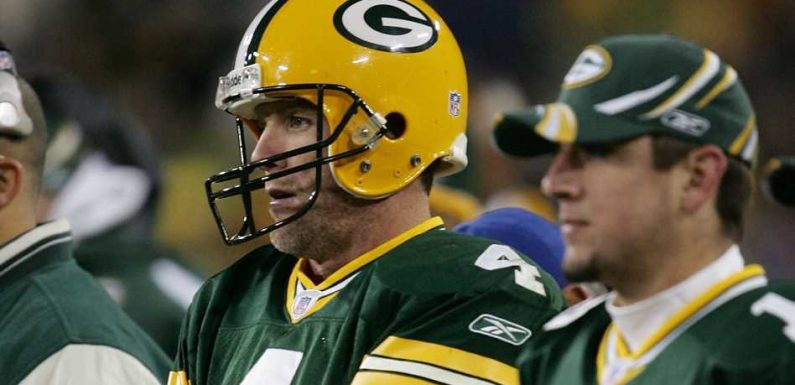 Aaron Rodgers vs. Brett Favre: Inside the almost identical playoff legacies for Packers QBs