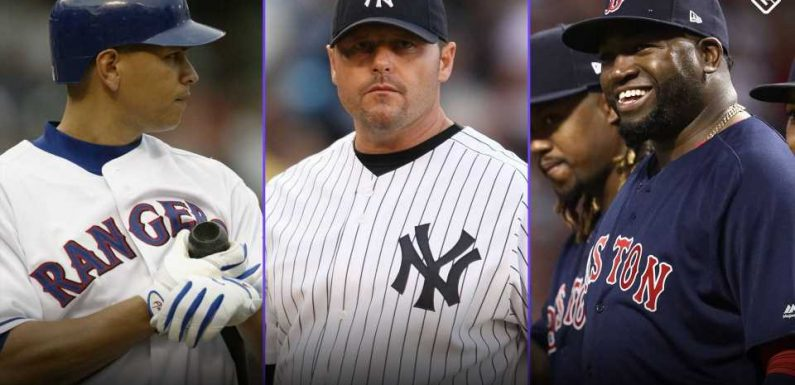 Hall of Fame class of 2022: Will A-Rod and Ortiz's ballot debut affect votes for Bonds, Clemens?