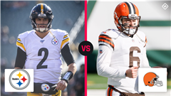 Steelers vs. Browns coverage map: Where can NFL fans watch the Week 17 game on TV?
