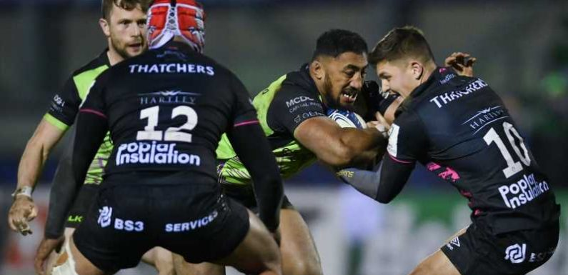 Premiership Rugby prepare contingency plans should European club competitions be suspended