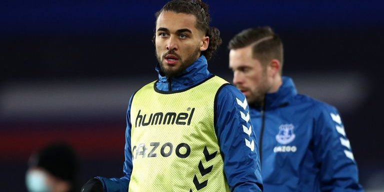 Dominic Calvert-Lewin: Everton striker to miss Wolves game with hamstring injury