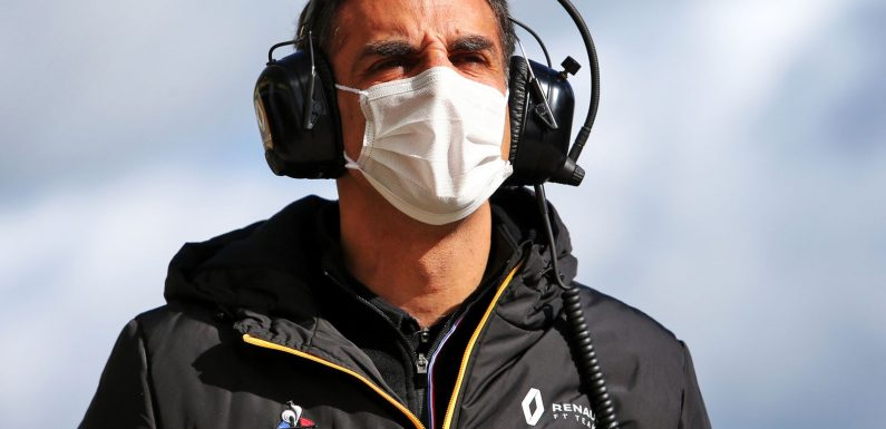 Cyril Abiteboul leaving Renault and will not lead Alpine F1 team