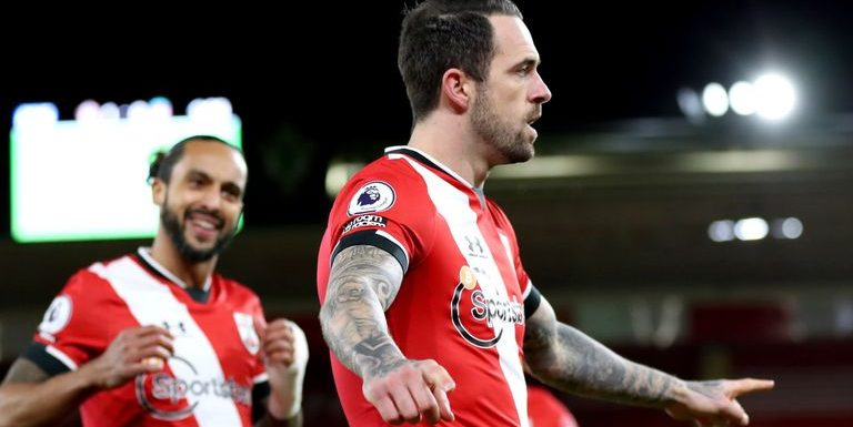 Southampton 1-0 Liverpool: Danny Ings condemns champions to second Premier League defeat