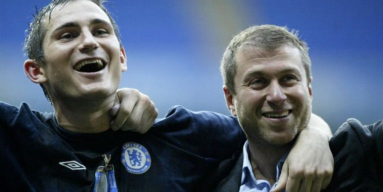 Frank Lampard: Roman Abramovich's arrival at Chelsea made my career